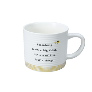 Million Little Things by Thoughtful Words - 10 oz. Mug