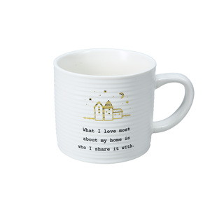 What I Love Most by Thoughtful Words - 10 oz. Mug