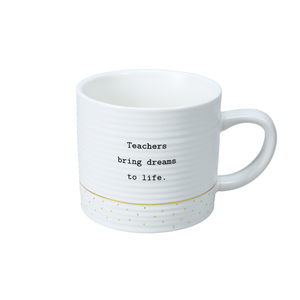 Teacher by Thoughtful Words - 10 oz. Mug