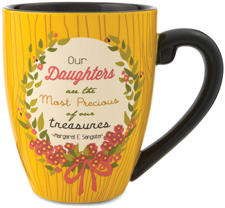 Daughter by Words to Breathe By - 20oz Mug