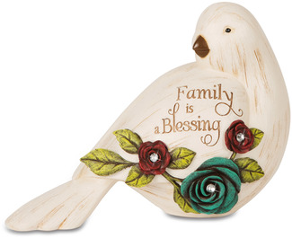"Family by Simple Spirits - 4"" Bird Figurine"