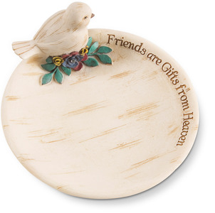 "Friend by Simple Spirits - 4"" Keepsake Dish"