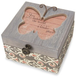 "Someone Special by Simple Spirits - 4.5"" Keepsake Box"