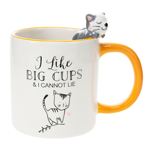 Cat by Pavilion's Pets - 17 oz Mug