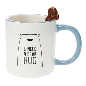 Bear by Pavilion's Pets - 17 oz Mug