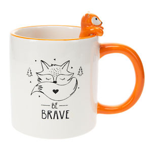 Fox by Pavilion's Pets - 17 oz Mug