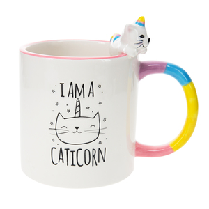 Caticorn by Pavilion's Pets - 17 oz Mug