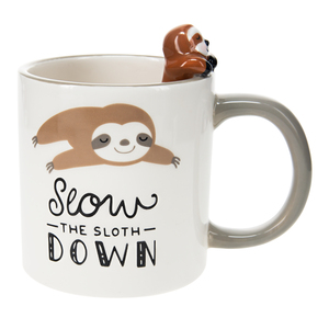 Sloth by Pavilion's Pets - 17 oz Mug