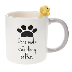 Dog by Pavilion's Pets - 17 oz Mug