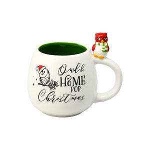 Owl Be Home by Pavilion's Pets - 15.5 oz Mug