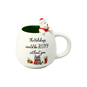 Ruff Without You by Pavilion's Pets - 15.5 oz Mug