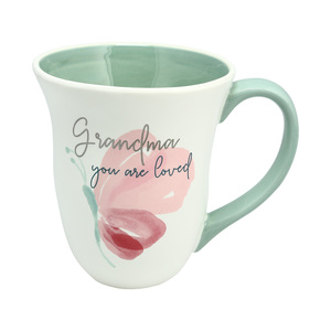 Grandma by Rosy Heart - 16 oz Cup