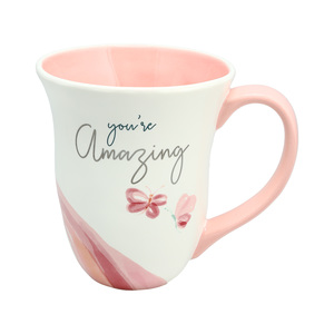 Amazing by Rosy Heart - 16 oz Cup