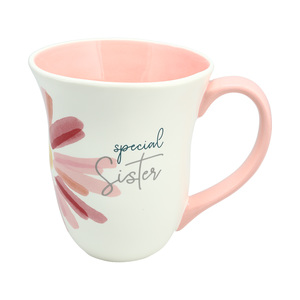 Sister by Rosy Heart - 16 oz Cup