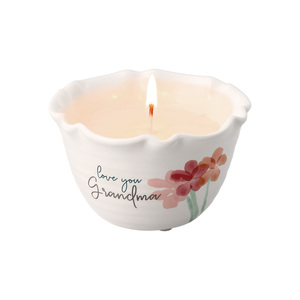 Grandma by Rosy Heart - 9 oz - 100% Soy Wax Candle Scent: Tranquility