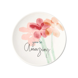 "Amazing by Rosy Heart - 4"" Dish"