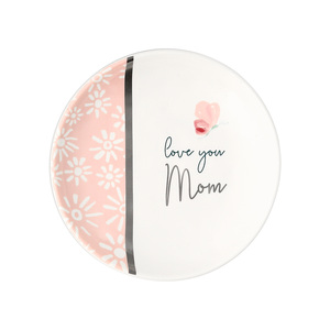 "Mom by Rosy Heart - 4"" Dish"