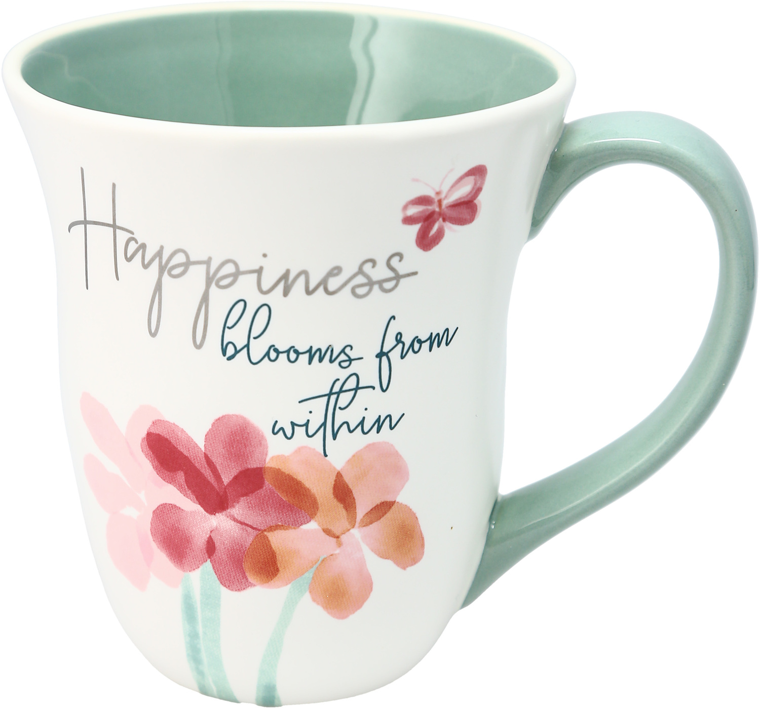 Happiness by Rosy Heart - Happiness - 16 oz Cup