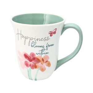 Happiness by Rosy Heart - 16 oz Cup