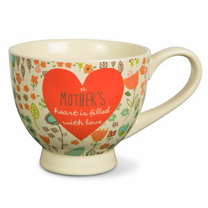 Mother by A Mother's Love by Amylee Weeks - 17oz Cup