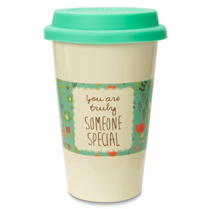 Someone Special by A Mother's Love by Amylee Weeks - 11oz Ceramic Travel Mug