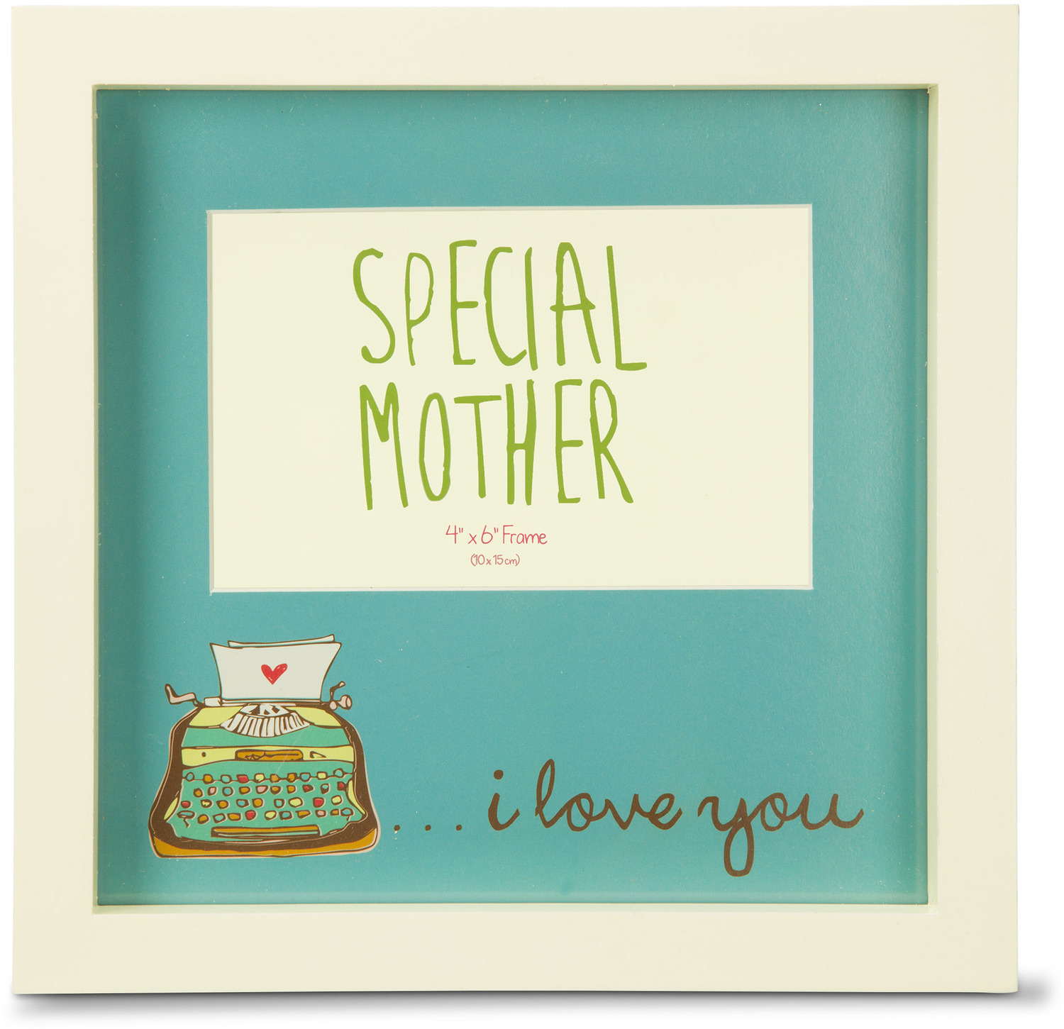 "Special Mother by A Mother's Love by Amylee Weeks - Special Mother - 9"" x 9"" Frame"