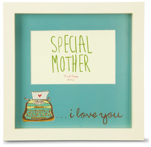 "Special Mother by A Mother's Love by Amylee Weeks - 9"" x 9"" Frame"