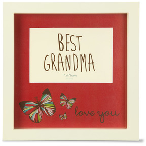 "Best Grandma by A Mother's Love by Amylee Weeks - 9"" x 9"" Frame"