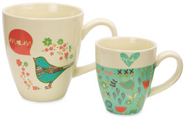 Mom & Me by A Mother's Love by Amylee Weeks - 12oz & 4oz Cup Set