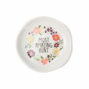 "Aunt by Love You More - 2.5"" Keepsake Dish"
