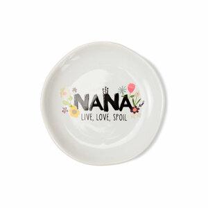 "Nana by Love You More - 2.5"" Keepsake Dish"
