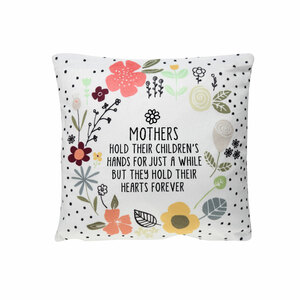 "Mothers by Love You More - 12"" x 12"" Micromink Pillow"
