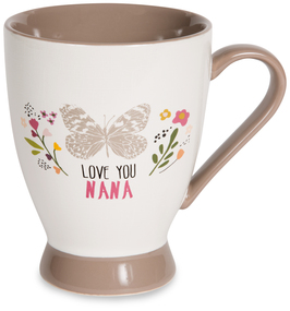 Nana by Bless My Bloomers - 18 oz Cup