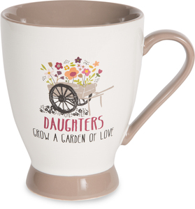 Daughter by Bless My Bloomers - 18 oz Cup