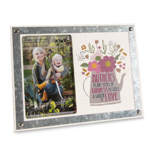 "Mother by Bless My Bloomers - 9.5"" x  7"" Frame (Holds 4"" x 6"" Photo)"