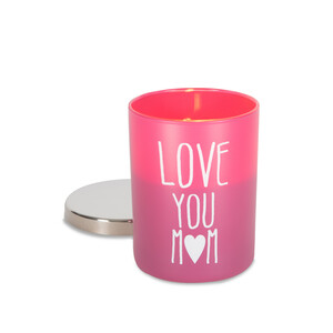 Mom by Bless My Bloomers - 7oz 100% Soy Wax Candle Scent: Citrus Flower