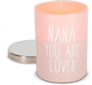 Nana by Bless My Bloomers - 7oz 100% Soy Wax Candle Scent: Citrus Flower