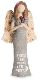 "Mother by Bless My Bloomers - 7.5"" Adult Angel Figurine"