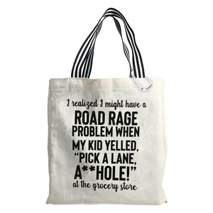 Road Rage by Check Me Out - 100% Cotton Twill Gift Bag