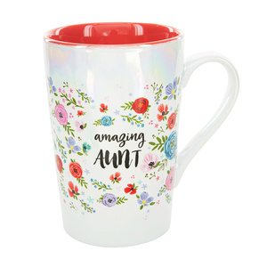 Aunt by Bunches of Love - 15 oz. Latte Cup