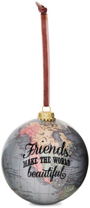Friends by Global Love - 100 mm Ornament