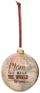Mom by Global Love - 100 mm Ornament