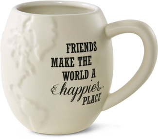 "Friends by Global Love - 4.5"" - 22 oz. Mug"