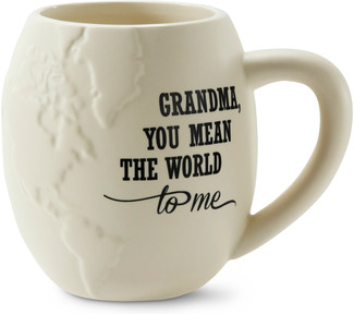 "Grandma by Global Love - 4.5"" - 22 oz. Mug"