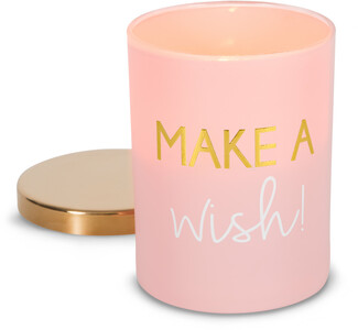 Wish by Happy Occasions - 7oz 100% Soy Wax Candle Scent: Citron de Vigne