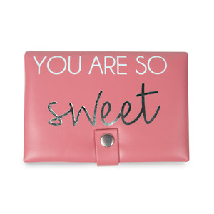 "Sweet by Happy Occasions - 6"" x 4"" x 1.75"" Jewelry Case"