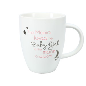 Baby Girl by Happy Occasions - 20 oz Cup