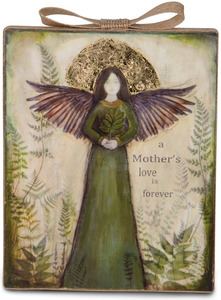 "Mother by Sherry Cook Studio - 6.5"" x 5.25"" Plaque"