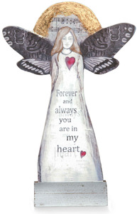 "Love by Sherry Cook Studio - 11.5"" Sheet Music Memorial Angel"