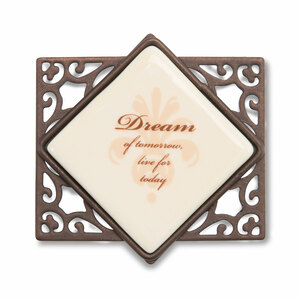 "Dreams (Set of 6) by Simply Stated - 2.25""Wx2""H Magnet w/Scroll"